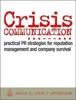 Crisis Communication book summary