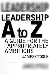 Leadership A to Z book summary
