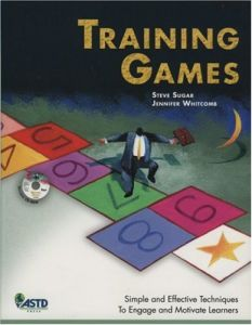Training Games book summary