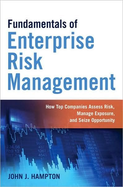 Image of: Fundamentals of Enterprise Risk Management