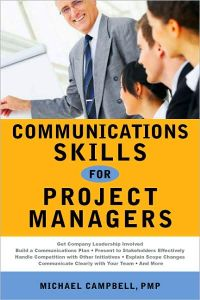 Communications Skills for Project Managers book summary
