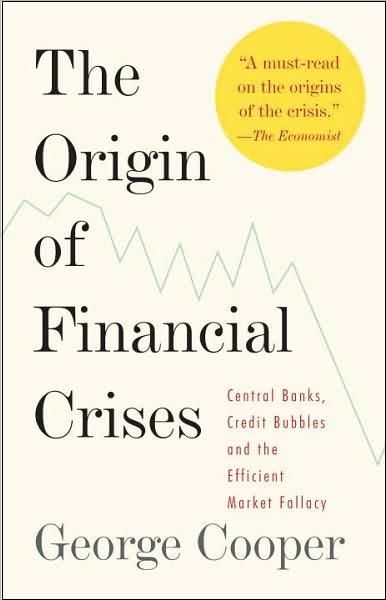 Image of: The Origin of Financial Crises