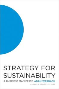 Strategy for Sustainability book summary