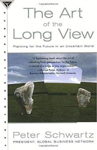 The Art of the Long View book summary