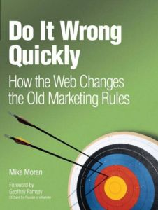 Do It Wrong Quickly book summary
