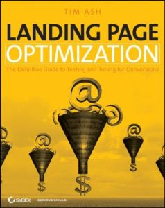 Landing Page Optimization book summary