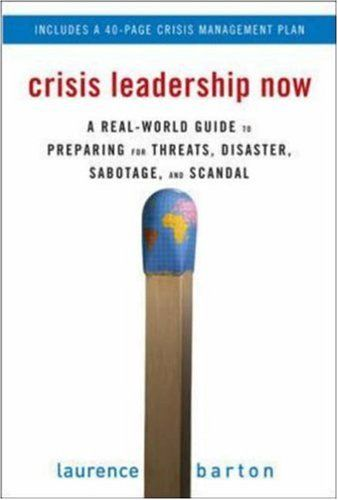 Image of: Crisis Leadership Now