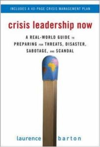 Crisis Leadership Now book summary
