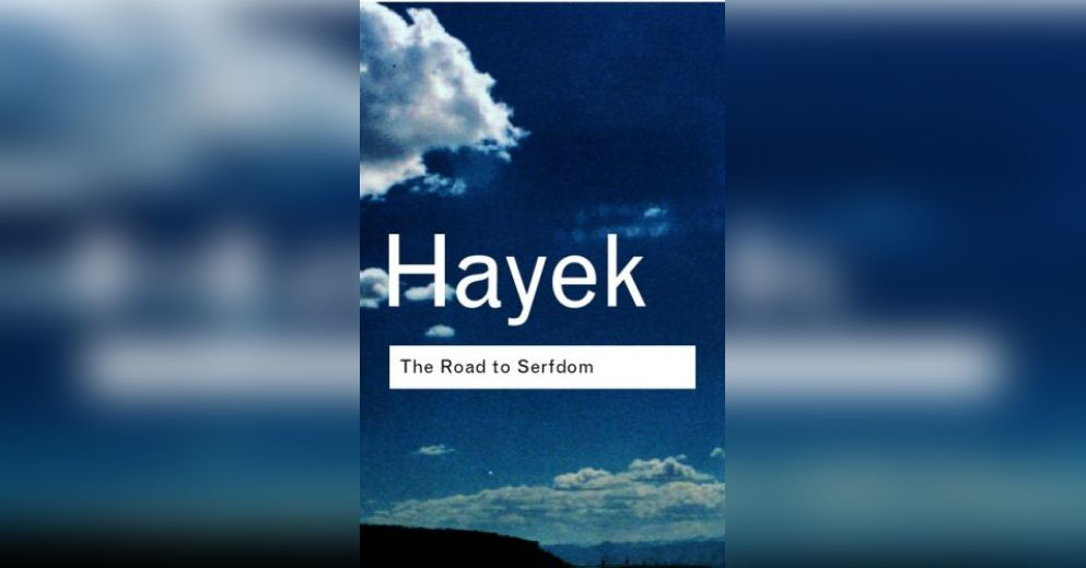 The Road To Serfdomversion Anglaise Rsum Friedrich A Hayek