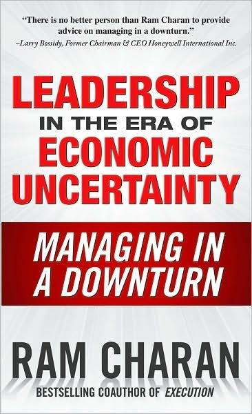 Image of: Leadership in the Era of Economic Uncertainty