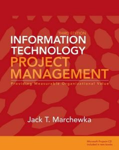 Information Technology Project Management book summary