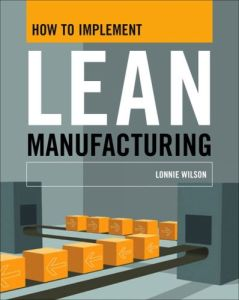 How to Implement Lean Manufacturing book summary