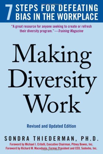 Image of: Making Diversity Work