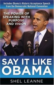 Say It Like Obama book summary