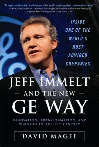 Jeff Immelt and the New GE Way