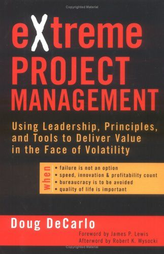 Image of: eXtreme Project Management