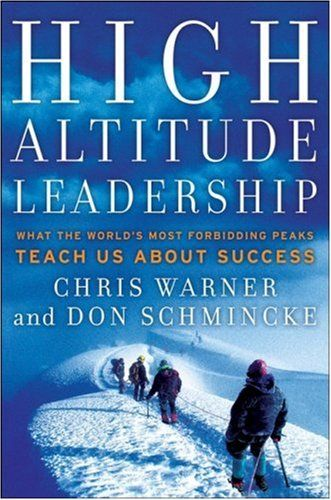 Image of: High Altitude Leadership