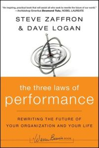 The Three Laws of Performance book summary