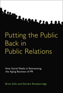 Putting the Public Back in Public Relations book summary