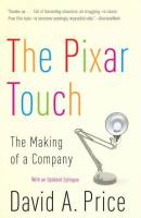 The Pixar Touch  book summary