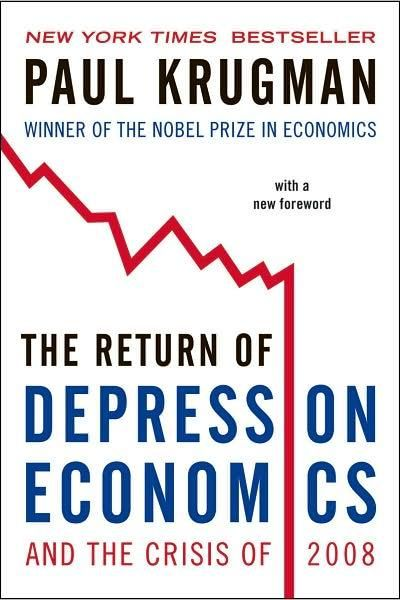Image of: The Return of Depression Economics and the Crisis of 2008