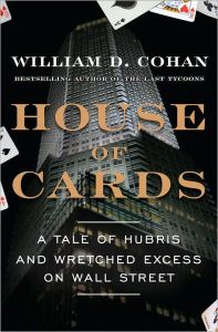House of Cards book summary