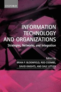 Information Technology And Organizations book summary