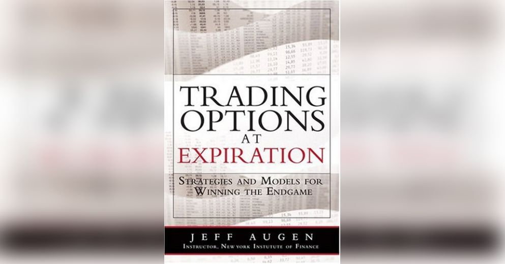 Options expiration day trading