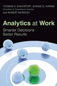 Analytics at Work book summary
