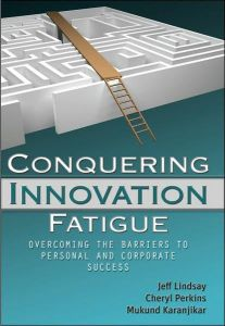 Conquering Innovation Fatigue book summary