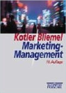 Marketing-Management Buchzusammenfassung