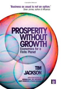 Prosperity Without Growth book summary