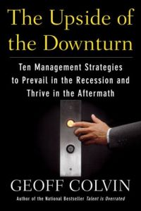The Upside of the Downturn book summary