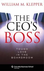 The CEO's Boss book summary