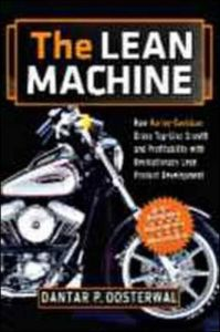 The Lean Machine book summary
