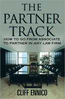 The Partner Track book summary