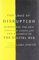 The Laws of Disruption book summary