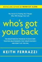 Who's Got Your Back book summary