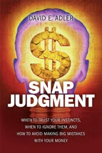 Snap Judgment book summary