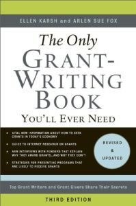 The Only Grant-Writing Book You'll Ever Need  book summary