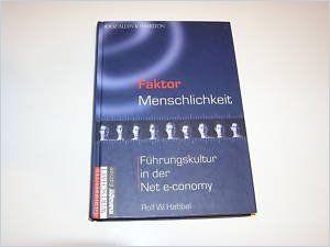 Image of: Faktor Menschlichkeit