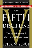 The Fifth Discipline book summary