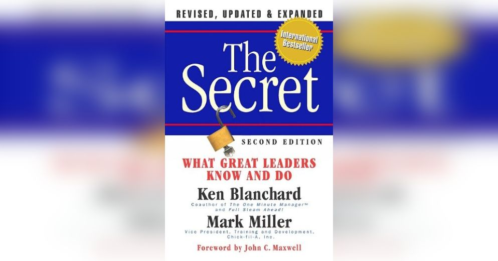 The secret ken blanchard books download pdf summary fandeluxe Image collections