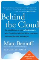 Behind the Cloud book summary