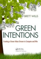 Green Intentions book summary