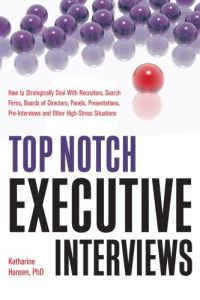 Top Notch Executive Interviews book summary