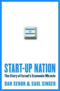 Start-Up Nation book summary