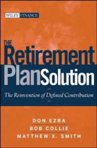 The Retirement Plan Solution book summary