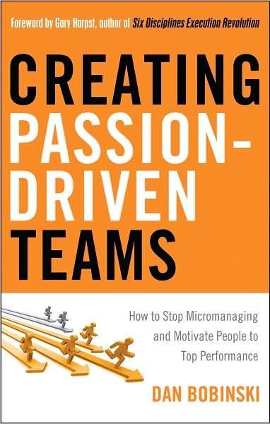 Image of: Creating Passion-Driven Teams