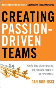 Creating Passion-Driven Teams book summary